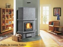 equipements ecologiques chauffage bois poeles de masse. Black Bedroom Furniture Sets. Home Design Ideas